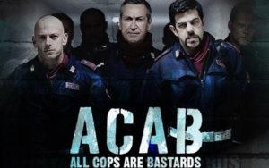 Acab Film Locandina