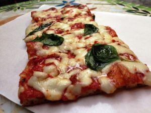 pizza al trancio