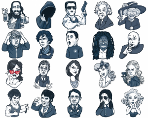 Stickers Telegram, dove trovarli?