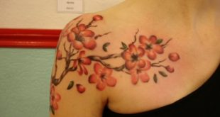 Tatuaggio ciliegio tattoo