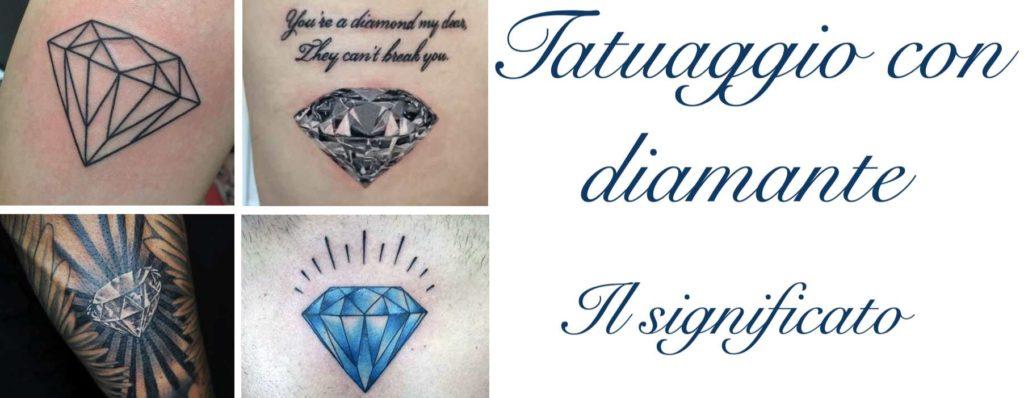 Tatuaggio Tattoo Diamante Significato