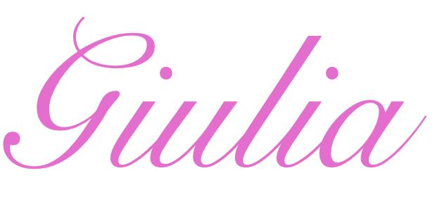 Significa etimologia nome Giulia