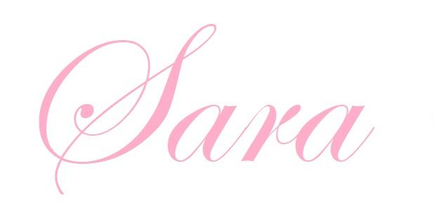 Significa etimologia nome Sara