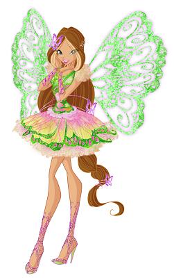 Nomi Winx fate personaggi Flora