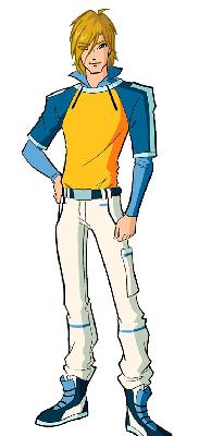 Nomi Winx personaggi Sky