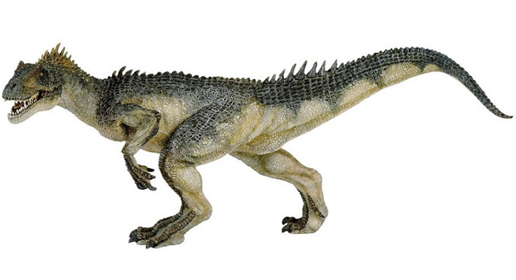 Nomi dinosauri Allosauro