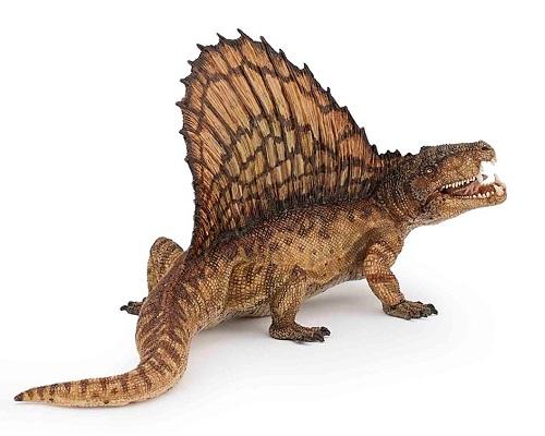 Nomi dinosauri Dimetrodonte