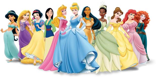 Nomi principesse Disney