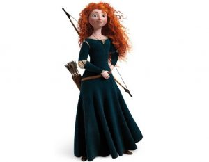Principessa Disney Merida
