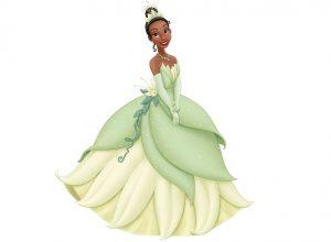 Principessa Disney Tiana