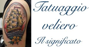 Tatauggio Tattoo Veliero Significato