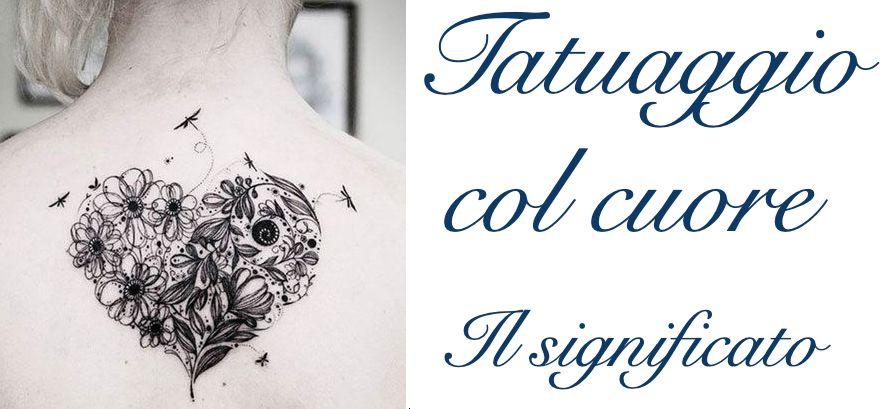 Tatuaggio Tattoo Cuore Significato