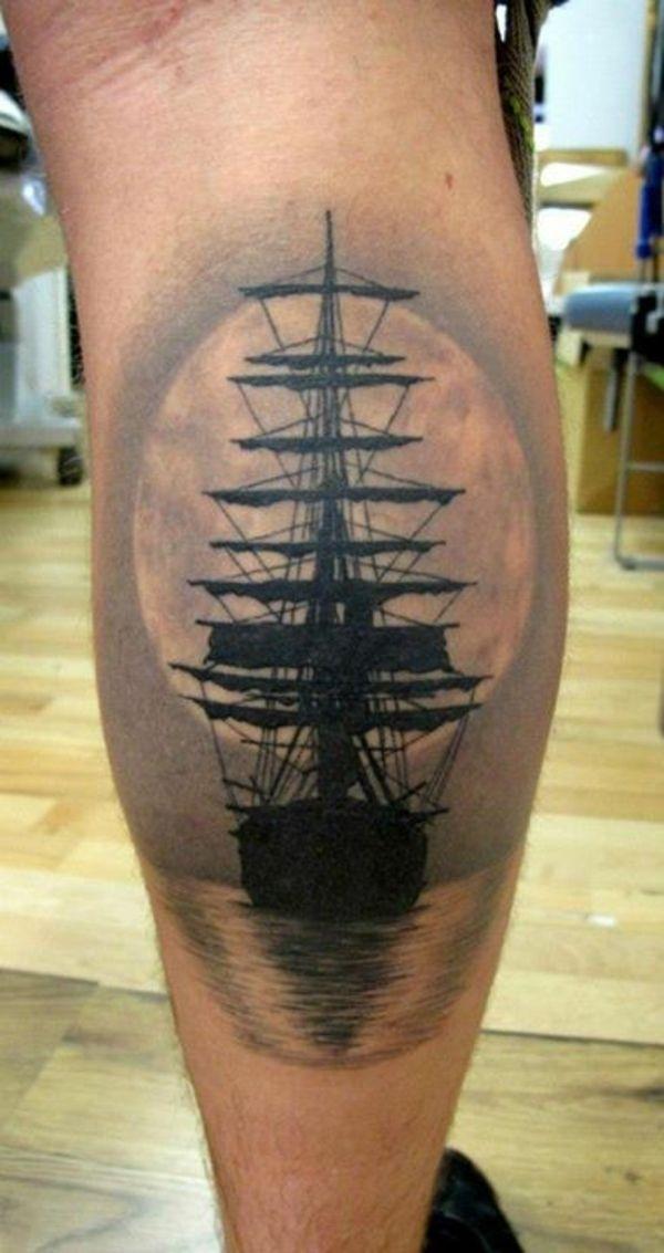 Tatuaggio Tattoo Veliero