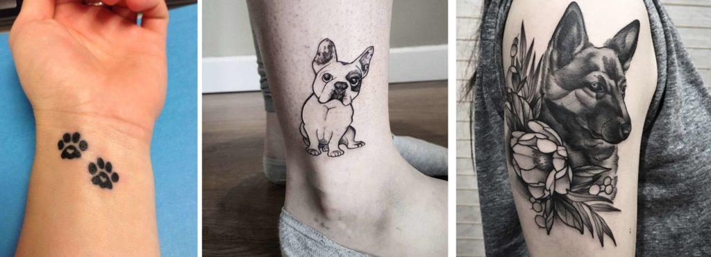 Tatuaggio Tattoo Animali simbolo micro e macro