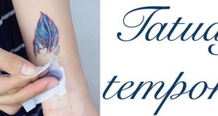 Tatuaggio Tattoo Temporaneo Come Fare