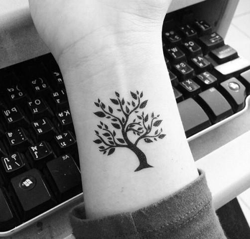 Tattoo Ideas Vita: Tatuaggio Albero Della Vita: Significato, Foto E Idee Per