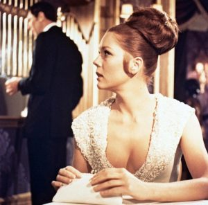 Nomi bond girl Diana Rigg