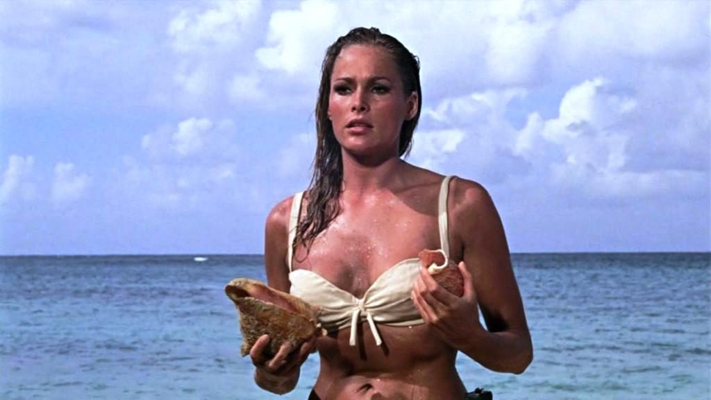 Nomi bond girl Ursula Andress