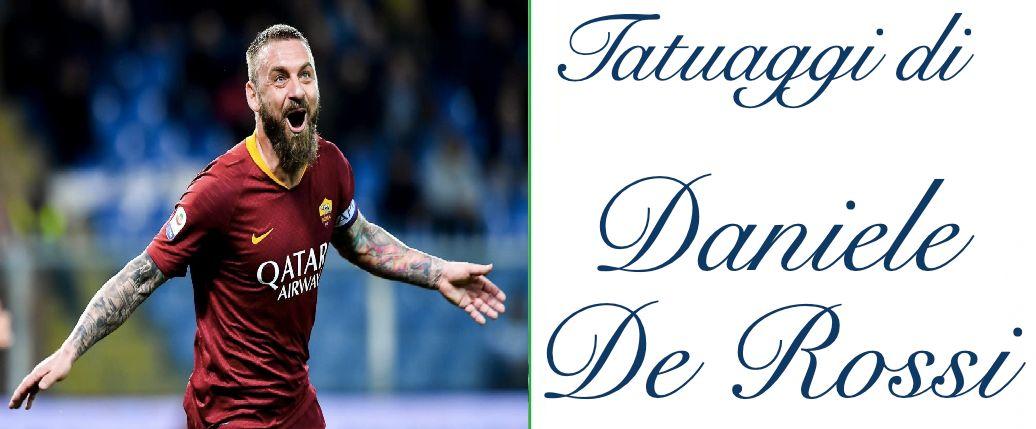 Tatuaggio De Rossi tattoo significato