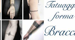 Tatuaggio Tattoo Bracciale Significato