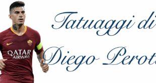 Tatuaggi Tattoo Diego Perotti Significato