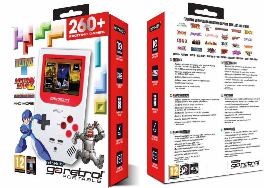 Game Outlet Europe-Gameboy Go Retro prodotto