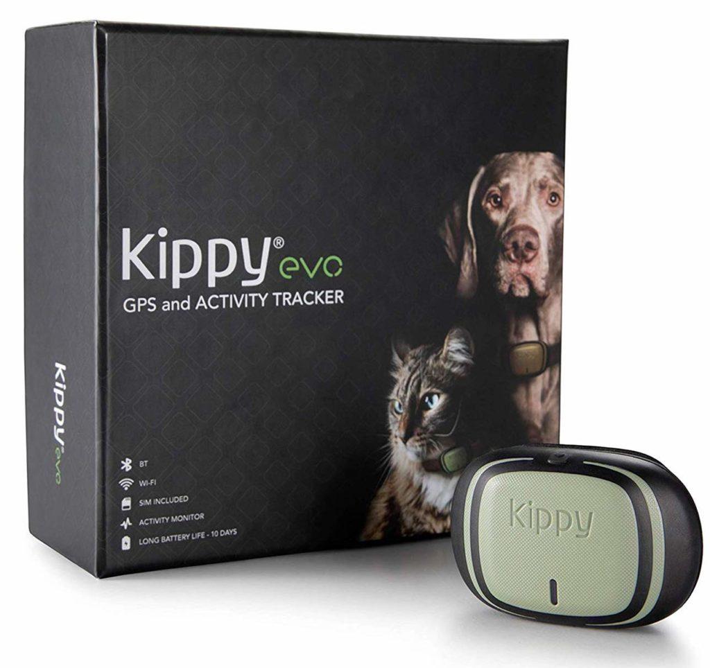 Kippy EVO collare GPS cane prodotto