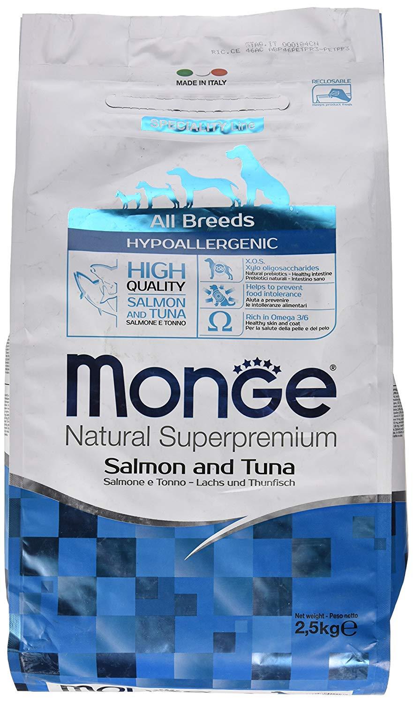 Monge Superpremium salmone e tonno