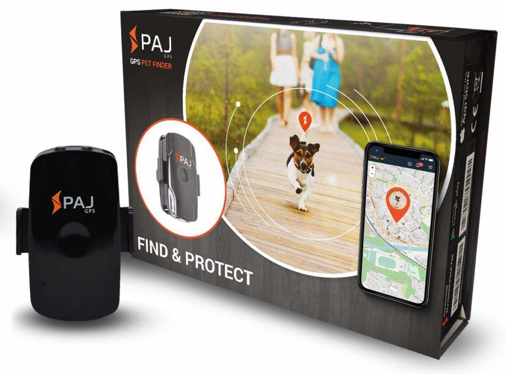 PAJ GPS PET collare GPS cane prodotto