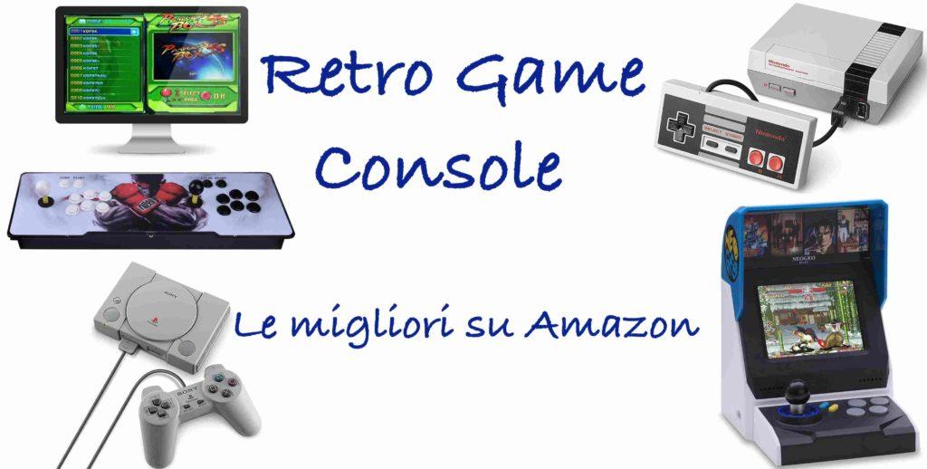 Retro Game Console storia giochi modelli acquisto