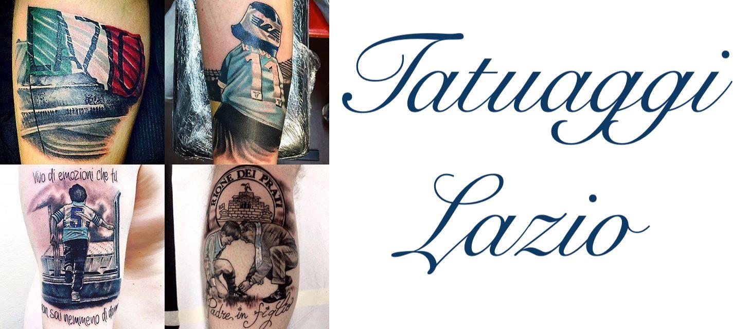 Tatuaggio Tattoo Lazio Significato