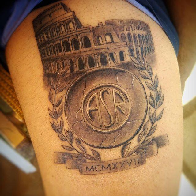 Tatuaggio Tattoo Roma Colosseo