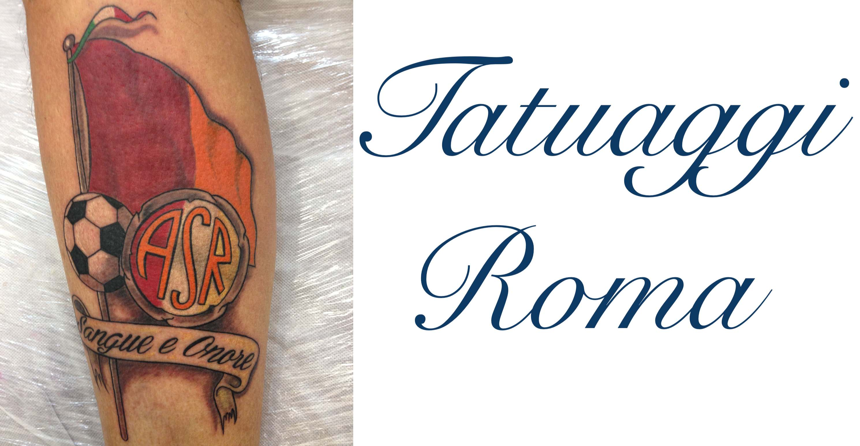 Tatuaggio Tattoo Roma Simboli