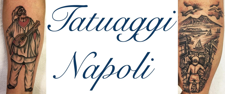 Tatuaggio Tatto Napoli Citta Significato