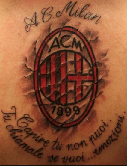 Tatuaggio Tattoo Milan canzone Emozioni Battisti