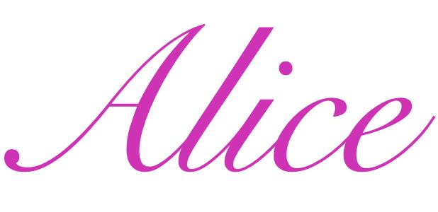 Significa etimologia nome Alice