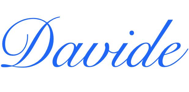 Significato Etimologia Nome Davide
