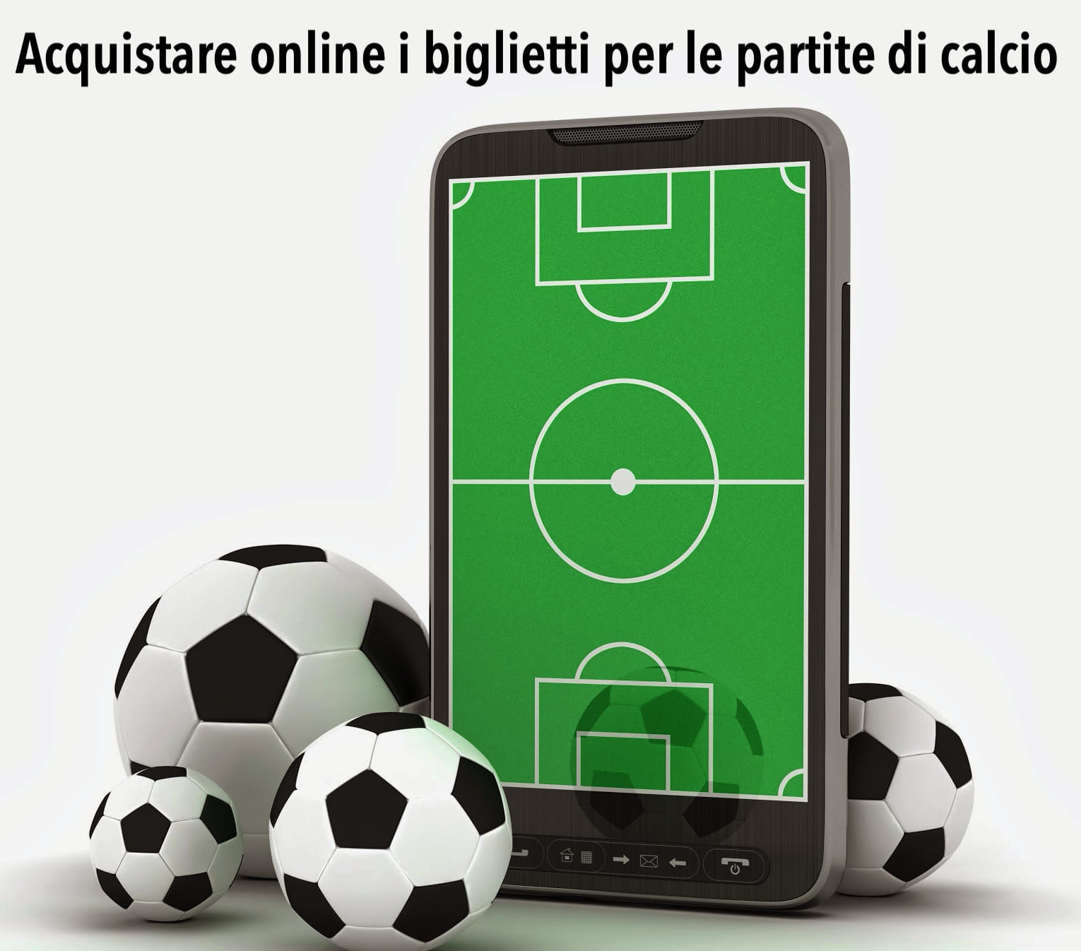 Come Dove Comprare Tickets Partite Calcio su Internet
