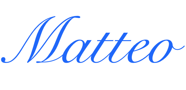 Significato etimologia nome Matteo