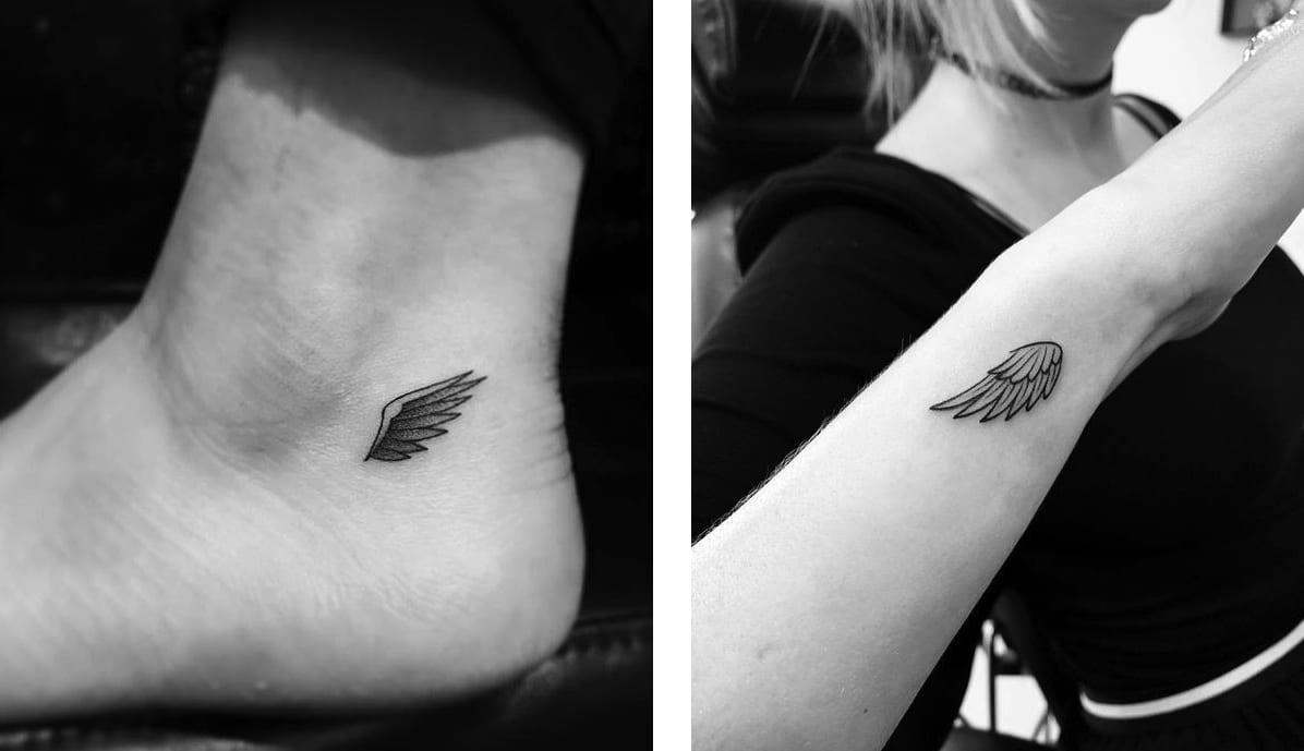 Tatuaggio Tattoo Ali Piccolo