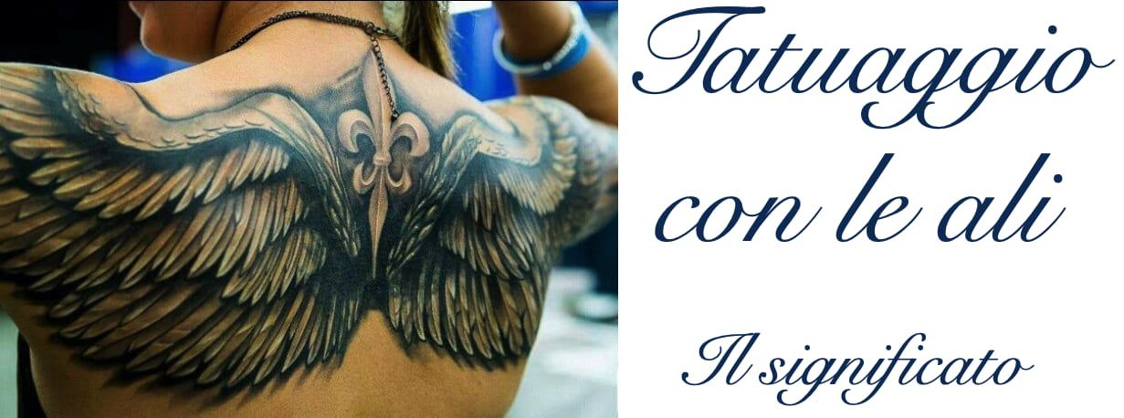 Tatuaggio Tattoo Ali Significato
