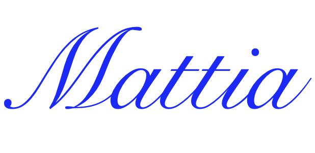 Significa etimologia nome Mattia