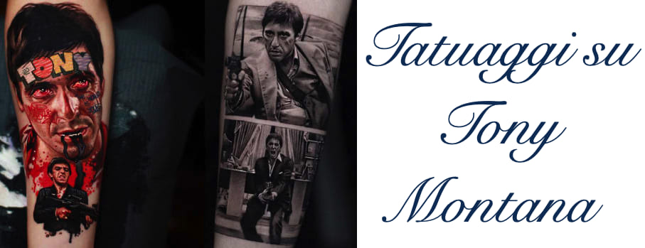 Tatuaggio Tattoo Tony Montana Quale Fare