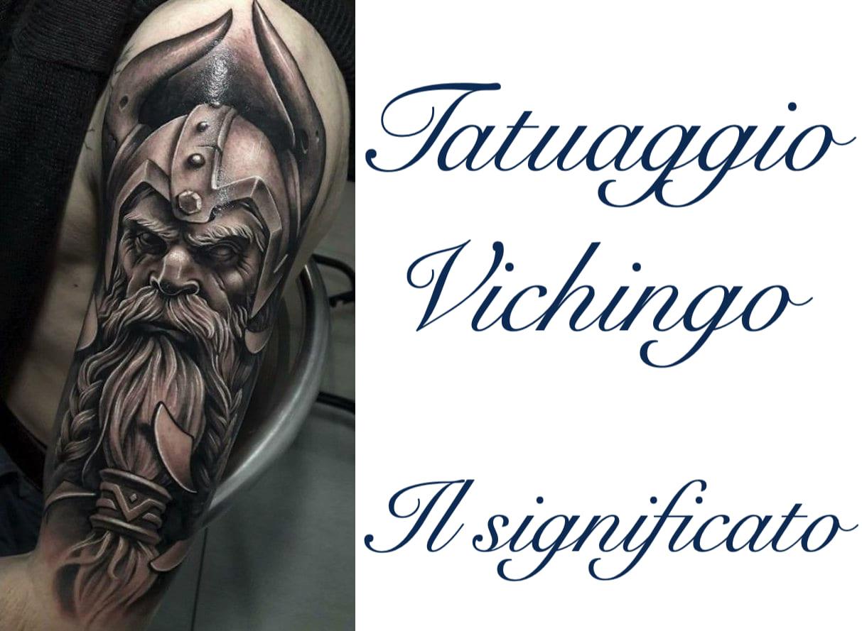 Tatuaggio Tattoo Vichingo Significato