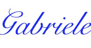 Significato etimologia nome Gabriele
